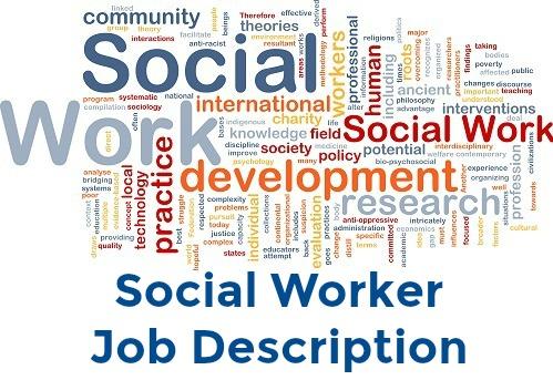 Sample Social Work Cover Letter