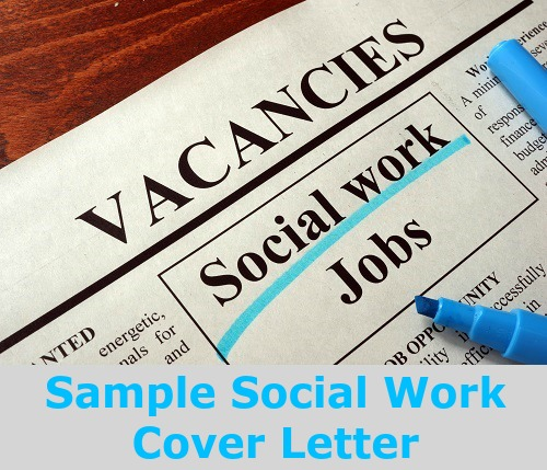 Social Work Cover Letter Samples from www.best-job-interview.com