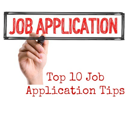 Job Application Tips