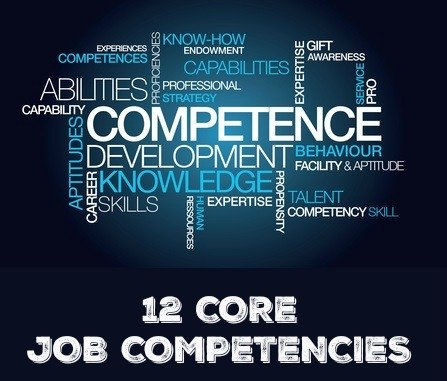 12 Core Job Competencies