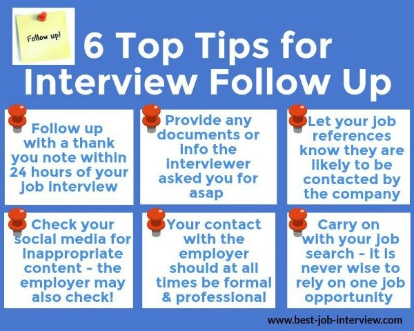 Interview follow up letter interview follow up tips thecheapjerseys Gallery