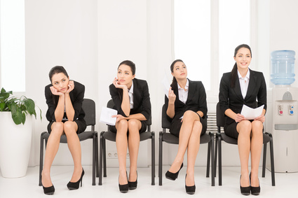 Mistakes while waiting for interview