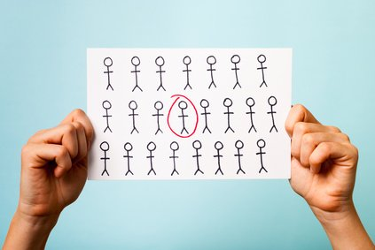 stand out as the right person for the job