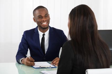 Human Resources Job Interview