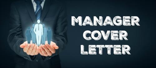 Sample Manager Cover Letter