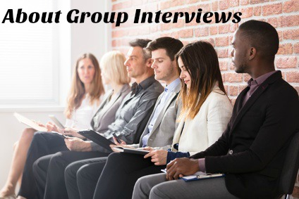 All about group interviews expocarfo