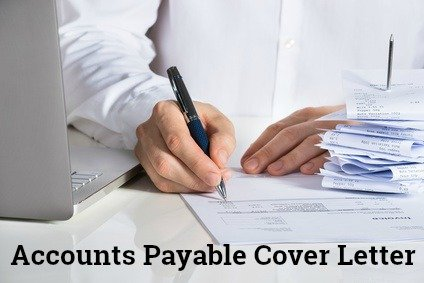 Accounts Payable Cover Letter