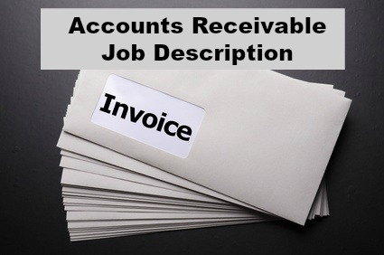 Sample Accounts Receivable Job Description