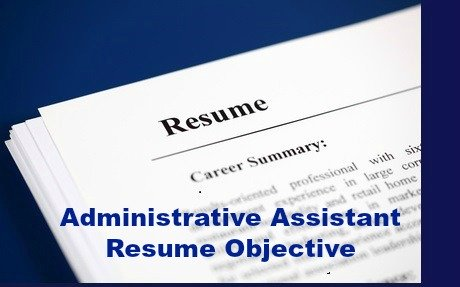 Best Job Interview  Resume Objectives For Administrative Assistant