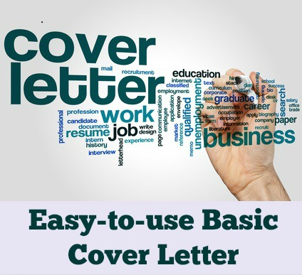 Basic Cover Letter Sample