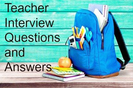 interview questions for headteachers