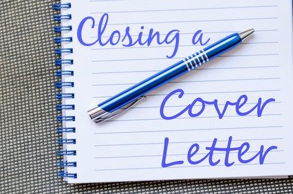 closing a cover letter