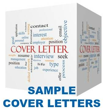 Sample Cold Cover Letter