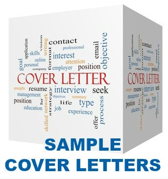 all sample cover letters - Sample Cold Cover Letter