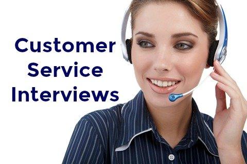The Customer Service Job Interview