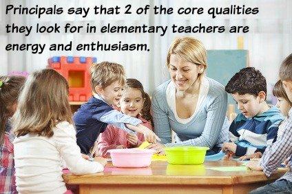 Elementary Teacher Interviews