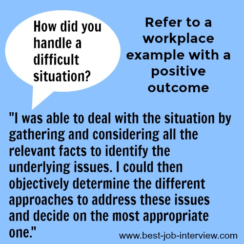 Standard Interview Questions and Answers