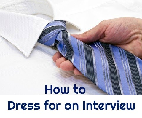 Dress for an interview