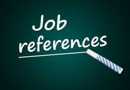 job References Graphic