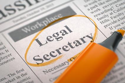 legal secretaries