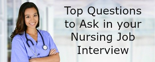 Critical thinking questions nursing interview