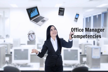 Office Manager Competencies