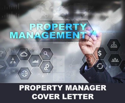 Sample Property Manager Cover Letter