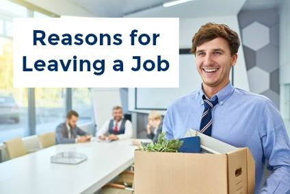 reasons for leaving employment