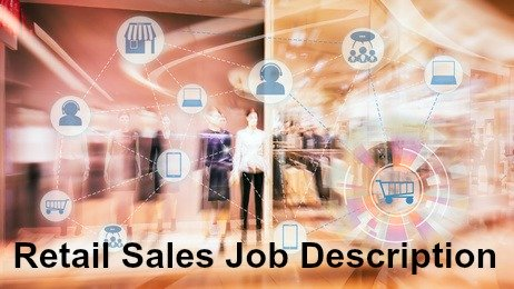 Sample Retail Sales Job Description
