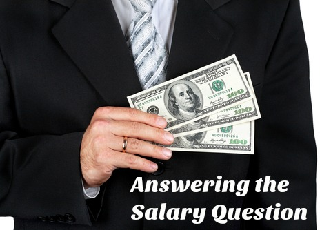 how to answer to salary expectations