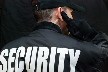Security Guard on call