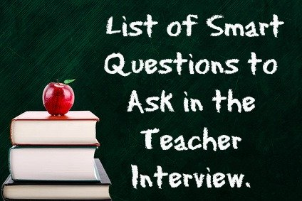 interview questions for preschool teacher