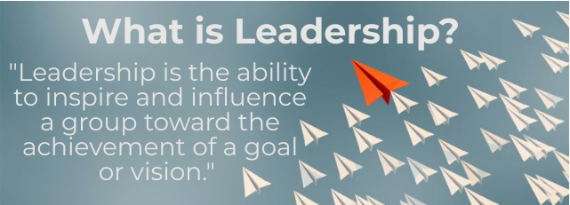 Definition of Leadership text